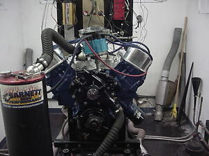Ford 429 460 Hot Street Engine 380hp 520t Mustang F150 Torino F350 Mud Street