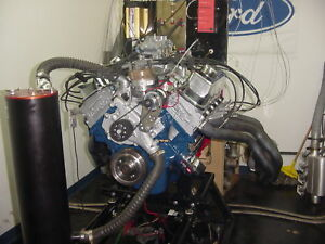 Ford 429 460 Hot Street Engine 640hp 680t Mustang F150 Torino F350 Mud Street