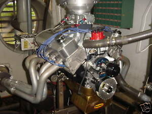 Ford 429 460 Hot Street Engine 700hp 680tq Mustang F150 Torino F350 Mud Street