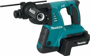 Makita Hrh01zx2 18 volt X2 Lxt Lithium ion 1 inch Sds Plus Rotary Hammer Tool