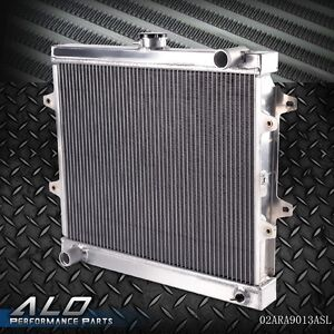 Racing Aluminum Radiator For Toyota Pickup 4runner 2 4l L4 1984 1995 84