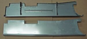 1937 1938 1939 Ford Passenger Car Running Boards Smoothies Standard
