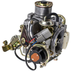 Fit Nissan 720 Pickup 2 4l Z24 Engine 1983 1986 84 85 Carburetor Replacement
