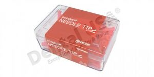 Disposable Needle Tubes Pkg Of 100 Tubes Only Apex Dental Usa Mod 7315 2