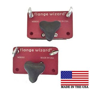 Flange Wizard Msb202 Off on Magnetic Blocks