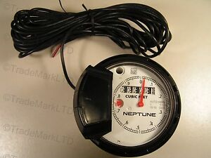 Neptune Register 1 T 10 For Water Meter Cubic Feet Auto H65n New