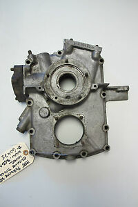 1955 Porsche 356 Oem Engine Timing Cover Motor Case Cover Third Piece 60475