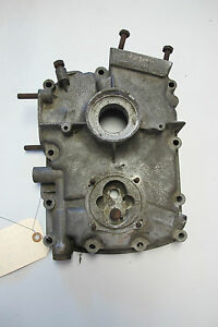 1955 Porsche 356 Oem Engine Timing Cover Motor Case Cover Third Piece 62747