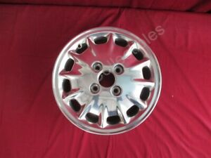 Nos Oem Honda Accord 4 door Sedan 12 spoke 15 X 5 5 Alloy Wheel 1996 97