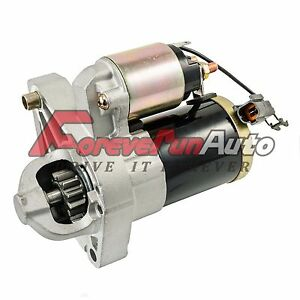 New Starter For Nissan Quest Altima Maxima 3 5l 2004 2005 2006 Auto Trans