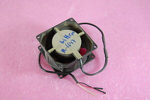 Fan Cooling Unit For Wiltron 6647a Sweep Generator
