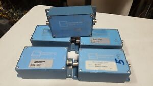 Spectracom 8140t5 8140t 5 Mhz Frequency Distribution Line Tap