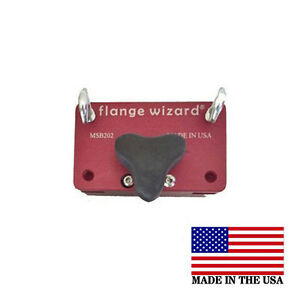 Flange Wizard Msb201 Off on Magnetic Blocks