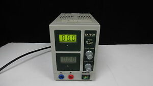 Extech Instruments 382202 Dc Power Supply