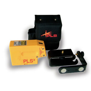 Pacific Laser Systems Pls3 Self leveling 3 Beam Plumb And Level Laser Alignment