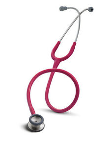 Stethoscope Littmann Classic Ll S e pediatric Sfraspberry L2122 Ras