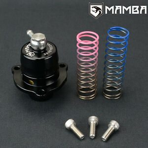 Mamba Blow Off Valve Bov By Pass For Chevrolet Cobalt Hhr Ss Dual Port