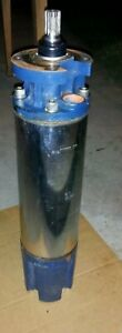 Franklin Electric2366009020 New 6 Submersible Well Pump Motor