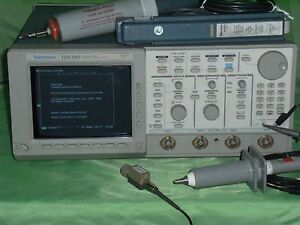 Tektronix Tds 540 4 Channel Digitizing Oscilloscope 500 Mhz 1 Gs s