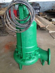 Hydromatic Submersible Sewage Pump S8l2500m4 8 8 Discharge