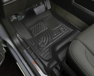 Husky Liners Weatherbeater Floor Mats 2pc 18241 Silverado sierra Single Cab