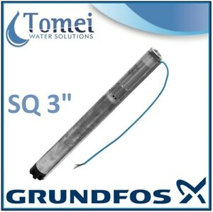 Grundfos Submersible Water Pump 3 Well Borehole Sq3 105 2 33kw 230v 50 60hz Z2