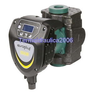 Dab Wet Rotor Electronic Circulator Evoplus Small B 60 250 40m 105w 240v 250mm 3