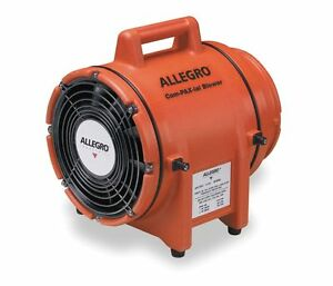 Allegro 9536 Conf Sp Fan Axial 1 3 Hp