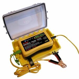 Battery Saver Outdoor Weatherproof Enclosure Sealed Connection 1802