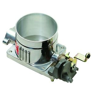 Professional Products Polished 75mm Throttle Body 97 04 F series 4 6 5 4l 69224