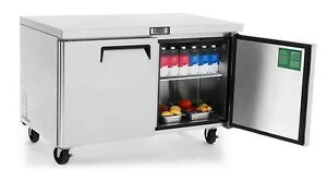Atosa Mgf8403 Commercial 60 Undercounter Refrigerator