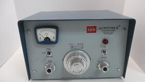 Lkb Ultramicrotome 8802a Ultrotome Iii Control Unit