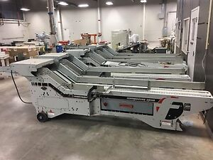 Printing Finishing Equipment Feedmaster Hopper Loaders Sb 3840
