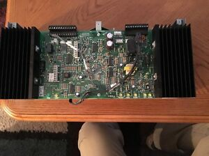 Notifier Aa 120 Power Audio Amplifier Used