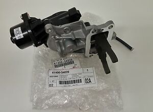 Toyota Tundra And Sequoia Front Differential 4wd Actuator 41400 34020
