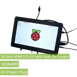 10 1 Hdmi 1024 600 Capacitive Touch Lcd Screen Supports Windows 10 Eu Adapter
