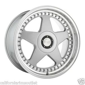 18 Avant Garde M240 Wheels Rims For Honda Accord Civic Si S2000 Tl Tsx Ilx