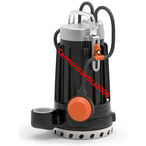 Submersible Drainage Electric Pump Clear Water Dcm10 1hp 230v Dc Pedrollo 10m Z2