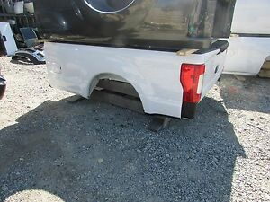 2017 Ford Super Duty F250 F350 New Take Off 8 Truck Bed Box W Tailgate Aluminum