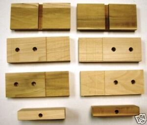 1926 1927 Model T Ford Coupe Roadster Wood Body Blocks