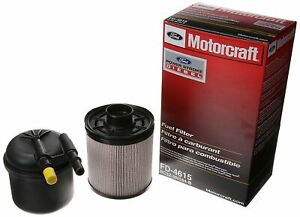 New Genuine Motorcraft Fd 4615 Fuel Filter Bc3z 9n184 b 6 7l Diesel Fd4615