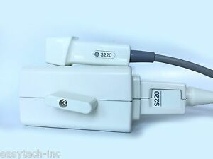 Ge S220 Sector Array Transducer For Ge Logiq Serie Used Tested