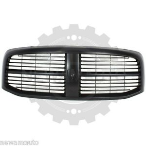 Am Front Grille For Dodge Ram 3500 ram 2500 ram 1500 5jy121spae