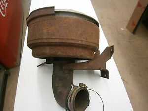 1948 52 Ford Coe Cab Over Engine C O E Truck 6cyl Oil Bath Air Cleaner