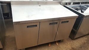 54in Stainless Steel Counter By Delfield With Storage On The Bottom
