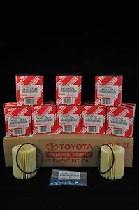 Lexus Is250 Is350 Gs300 Gs350 Gx460 Oil Filter 04152 Yzza3 10