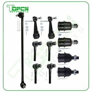 11 Suspension Kit For 1999 2000 Dodge Ram 1500 Van 2500 Van 3500 Van