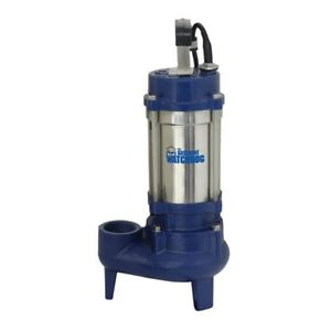 Basement Watchdog 1 hp Stainless Steel Submersible Sump A c Pump Bwss100