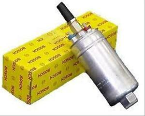 Bosch 0580254044 300lph W 8an 6an Fittings Inline Fuel Pump Authentic New