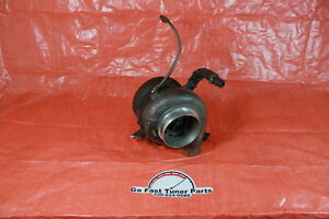 02 17 Subaru Wrx Sti Garrett Gt3076r 30r Turbo Turbocharger 4 Bolt Rotated